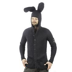 Bunny Hoodie Gray, 97,25€, now featured on Fab.   :-)