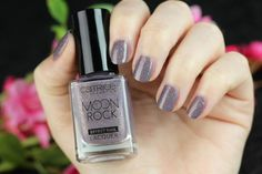 Catrice Moon Rock Effect Nail Lacquer ~ zaphiraw