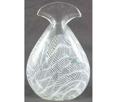 Seguso compositione lattimo Murano glass