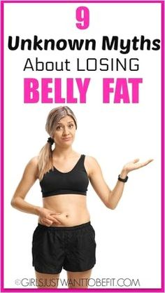 pin on lose belly fat workout