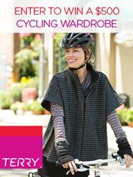 Urban Cycling Fashion