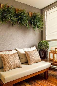 Decor, Outdoor Decor, Farmhouse Decor, Decor Design, Decor Styles, Home Decor, Outdoor Sofa, Furnishings, Plant Wall
