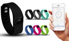 Orologio intelligente utile e confortevole che tiene traccia di ogni attività fisica: camminata, corsa, calorie bruciate e qualità del sonno