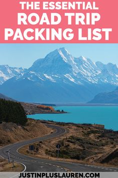 Planning a road trip adventure? Here's the ultimate road trip packing list with everything you need for an epic journey! Road trip packing | Road trip essentials | Road trip USA | Road trip snacks | Road trip playlist | Road trip activities | Road trip with friends | Road trip tips | Road trip necessities | Road trip supplies | Road trip checklist | Travel by Car | Overland journey | Driving trip | Road Trip must have | Road Trip things to bring | Things to pack on a road trip Road Trip Checklist, Road Trip Packing List, Road Trip Hacks, Road Trips, Packing Lists, Europe Travel Tips, Travel Packing, Travel Guides, Travel Destinations