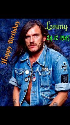Happy Birthday Lemmy