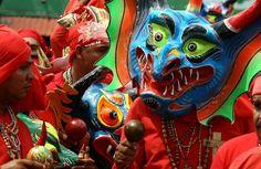Diablos danzantes, nuevo Patrimonio Cultural Inmaterial de la Humanidad