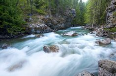 The mighty Stehekin River, North Cascades National Park, Washington (pinned by haw-creek.com)
