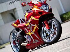 Suzuki GSXR 1000 Custom Build for sale on 2040-motos