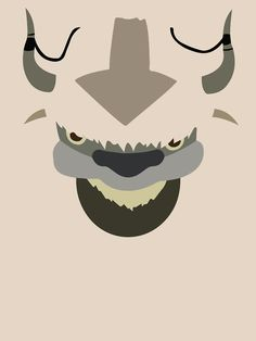 Quick design of Appa and Momo from the The Last Airbender Appa and Momo Avatar Aang, Suki Avatar, Team Avatar, Avatar Picture, Avatar Series, Avatar The Last Airbender Art, Pokemon, Cartoon Shows, Legend Of Korra