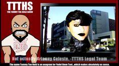 The Tommy Toe Hold Show: Episode 13 - ARIANNY CELESTE ARRESTED?!?!?!  www.Facebook.com/McDojoLife