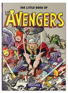 Taschen The Little Book of The Avengers