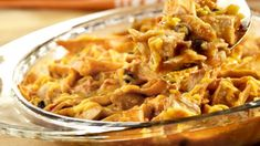 This casserole combines chicken, tortilla strips and beans with Campbell's® Cream of Chicken Soup. Find more Campbell's recipes at DollarGeneral.com.