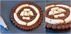 Kakaový dort s krémem z mascarpone a čokoládové ganache Pie, Sweet, Blog, Hana, Mascarpone, Torte, Candy, Cake, Fruit Cakes