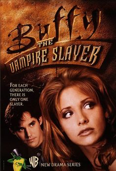 Buffy the Vampire Slayer Season 1 promo. Remember when the WB was a thing?