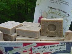 Lovely ! Olive oil #soaps