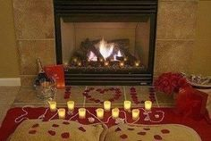 Romantic ideas for your love one <3