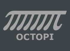 Octopi !  #Math_Jokes