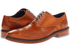 21d19547b59 Cole Haan Colton Winter Wing Ox Chestnut Chestnut Grain Corporate Orange -  Zappos.