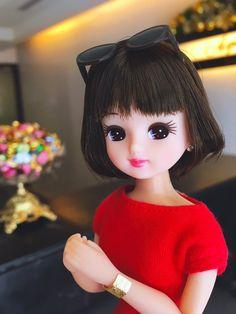 Cartoon Girl Images, Cute Cartoon Pictures, Cute Cartoon Girl, Bear Pictures, Cartoon Pics, Disney Pictures, Beautiful Barbie Dolls, Pretty Dolls, Cute Small Girl
