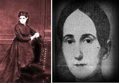 Delphine LaLaurie was a sadistic socialite who lived in New Orleans. Her home was a chamber of horrors. On April 10, 1834, a fire broke out in the mansion's kitchen, and firefighters found two slaves chained to the stove. The firefighters were lead by other slaves to the attic, where the real surprise was. Over a dozen disfigured and maimed slaves were manacled to the walls or floors. Several had been the subjects of gruesome medical experiments (see link for full story)