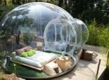 Room With a View: Amazing Bubble Hotel in France