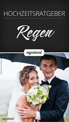 Regen am Hochzeitstag bringt Segen?! Du denkst dieser Spruch ist komplett verrückt? Nicht, wenn Du unsere Tipps kennst. So wird der Regen bei der Hochzeit zum Highlight!