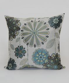 Look at this Breeze Lyuli Throw Pillow on #zulily today!