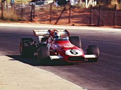 Mario Andretti, Ferrari 312B #457