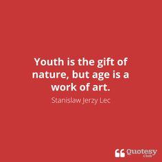 Stanislaw Jerzy Lec | http://quotesy.club