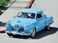 1951 Studebaker Starlight Coupe