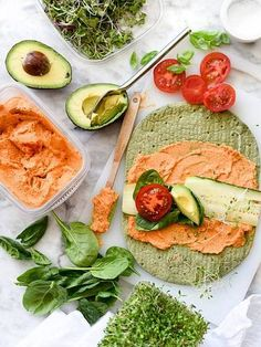 Best Foods For A Picnic Veggie Wrap