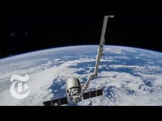 Stunning Views of Earth From the International Space Station | Out There | The New York Times - YouTube