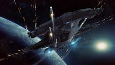 Star Citizen Shows Living AI Crew from Squadron 42 in New Video Spaceship Design, Spaceship Concept, Concept Ships, Concept Art, Star Citizen, Sci Fi Spaceships, Space Engineers, Space Battles, Military Aircraft