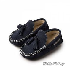Babywalker - Βαπτιστικά Παπούτσια Bw4011 Moccasins, Loafers, Flats, Blue, Shoes, Fashion, Penny Loafers, Travel Shoes, Loafers & Slip Ons