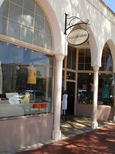 state street in Santa Barbara- brand and design by special modern design