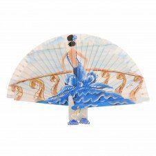 compra online abanico flamenca