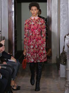 PRE-FALL 2017 VALENTINO   ...aah yup. I need this dress too.