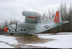 Fairchild C-123J Provider aircraft