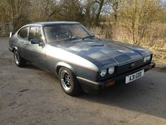Gorgeous Ford Capri 2.8i injection 1983 rs alloys rs spoiler vgc low 82k miles rare find | eBay