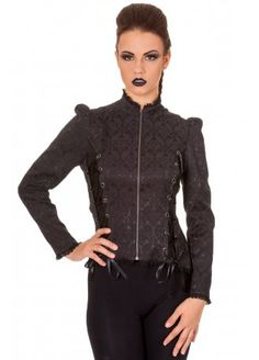Banned Apparel Before Dawn Jacket, £42.99