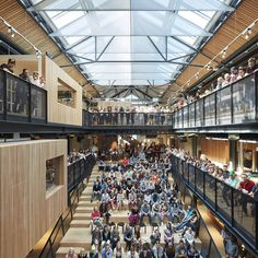 heneghan peng architects - Airbnb EMEA Headquarters   Dublin