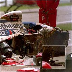 Death of Ayrton Senna: How the crash happened - BBC Sport | In Pictures