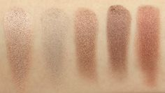 L - R: Woodwinked, Patina, Bronze, Mulch, Antiqued Bronze Eyeshadow, Mac Eyeshadow, Eyeshadow Looks, Eyeshadows, Mac Makeup Looks, Eye Makeup, Make Your Own Makeup, Make Up, Pink Moscato