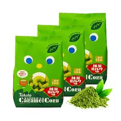 TOHATO-Uji-Matcha-Green-Tea-Caramel-Corns-Made-in-Japan4