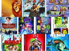 Las temas universales de las películas animadas hacen que los niños las entiendan con facilidad en cualquier idioma. Esto las convierte en una buena opción para aprender inglés de forma divertida en las aulas de Infantil.