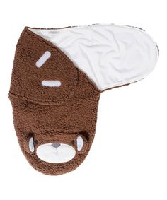 Look at this chick pea Brown Monkey Bunting Bag - Infant on #zulily today!