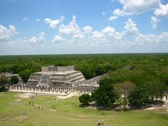 The ruins of Chichen Itza are federal property, and the site's stewardship is maintained by Mexico's Instituto Nacional de Antropología e Historia