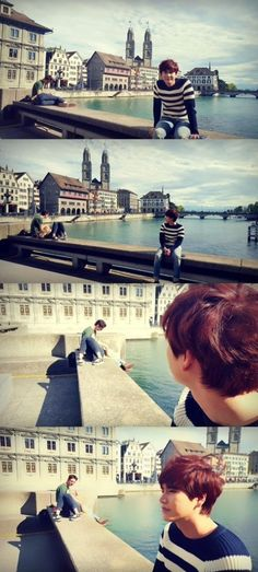 Super Junior Kyuhyun Gets Jealous Of A Couple's Public Display Of Affection?..