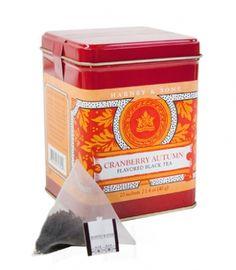 Cranberry Autumn Tea
