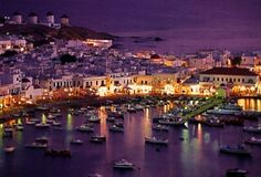 Mykonos... so pretty by day so many partys by night!